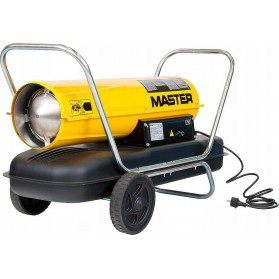 Nagrzewnica olejowa Master B 150 CED 44 kW