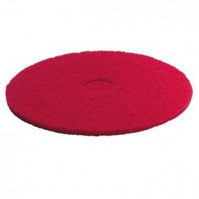 Pad, średnio-miękka, czerwony, 356 mm