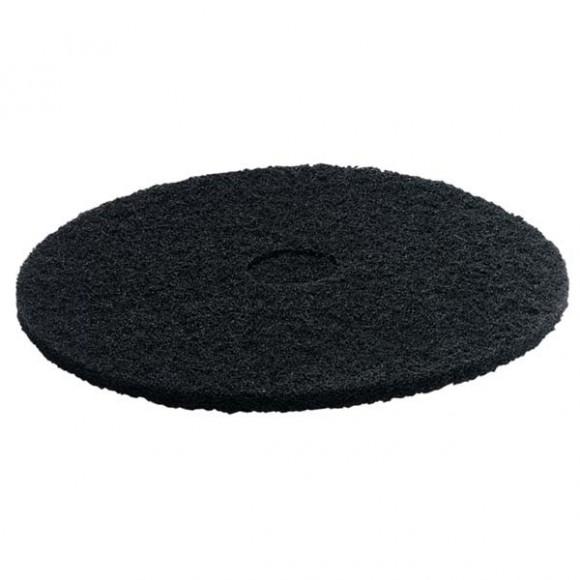 Pad, twarda, czarny, 533 mm