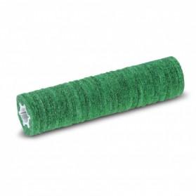 Pad walcowy na tulei, twarda, zielony, 400 mm
