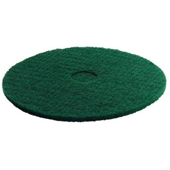 Pad, średnio-twarda, zielony, 330 mm